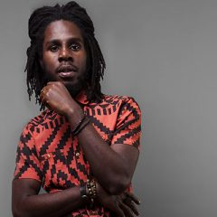 Chronixx at Somerset House, London UK