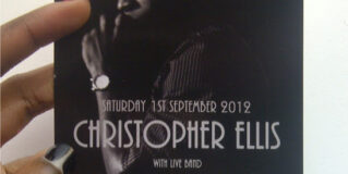 Christopher Ellis Live in London
